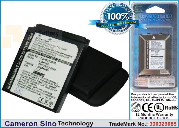 Аккумулятор CS-DS710XL для SoftBank X03HT 3,7V 2250Ah Li-ion