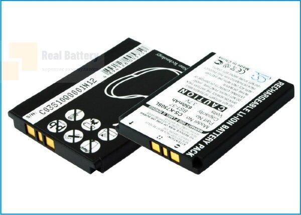 Аккумулятор CS-K750SL для Sony Ericsson D750 3,7V 650Ah Li-ion
