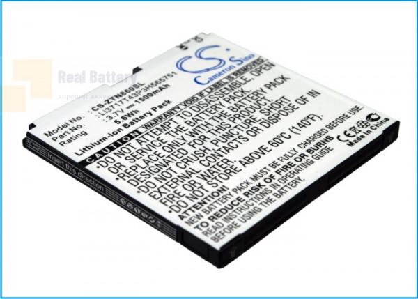 Аккумулятор CS-ZTN860SL для USCellular MWP3505 3,7V 1500Ah Li-ion