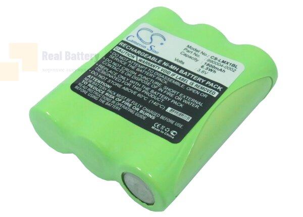 Аккумулятор CS-LMX1BL для HYT HYT 3,6V 1800Ah Ni-MH