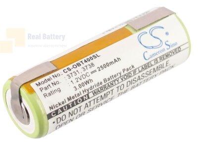 Аккумулятор CS-OBT400SL для Oral-B Professional Care 8000 1,2V 2500Ah Ni-MH