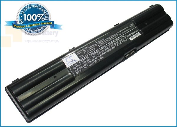 Аккумулятор CS-AUA3 для Asus A3  14,8V 4400mAh Li-ion