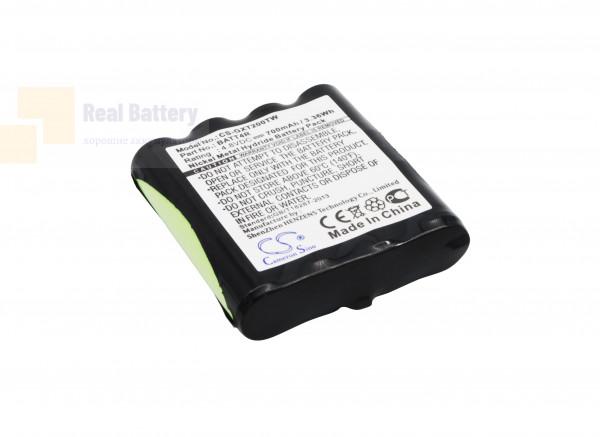 Аккумулятор CS-GXT200TW для Switel WTF732 4,8V 700Ah Ni-MH