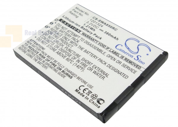 Аккумулятор CS-SWA850RC для Sierra Wireless AirCard 595U 3,2V 380Ah Li-ion