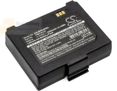 Аккумулятор CS-BPR200SL для Bixolon SPP-R200/II 3,7V 2200Ah Li-ion
