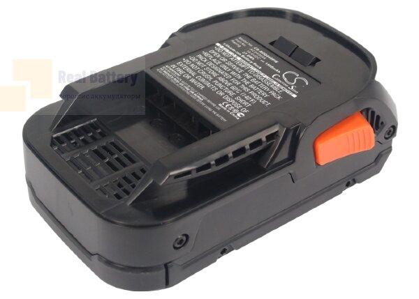 Аккумулятор для RIDGID 130383001 18V 1,5Ah Li-ion CS-RDD840PW