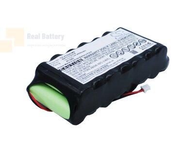Аккумулятор CS-ATS041MD для Atmos Pump Wound S041 18V 2500Ah Ni-MH