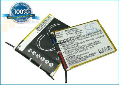 Аккумулятор CS-AR438SL для Archos 43 Internet Tablet 3,7V 1600Ah Li-Polymer