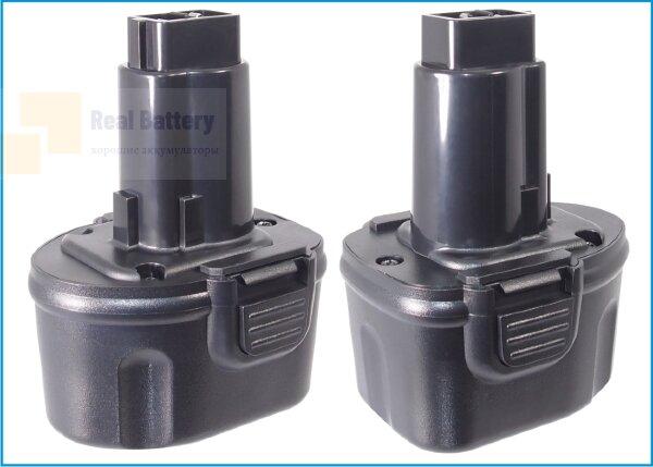 Аккумулятор для Dewalt DW920K 7,2V 1,5Ah Ni-MH CS-DWE920PW