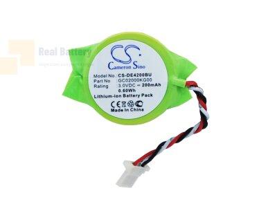 Аккумулятор CS-DE4200BU для Dell Latitude E4200 3V 200Ah Li-ion