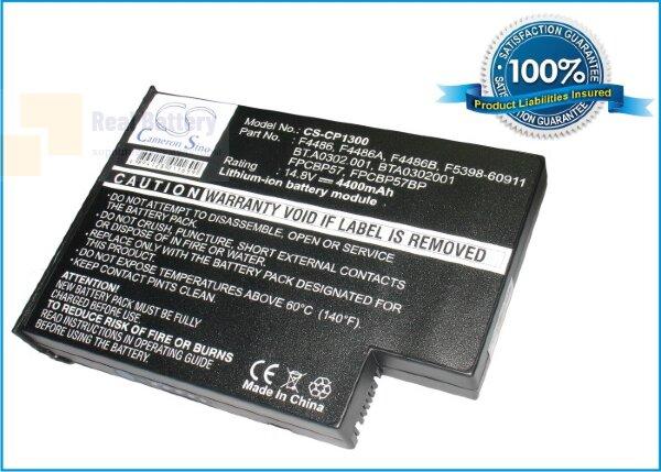 Аккумулятор CS-CP1300 для Acer Aspire 1300  14,8V 4400mAh Li-ion