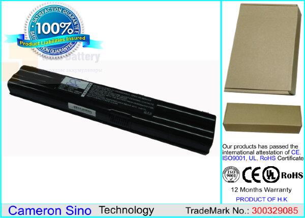 Аккумулятор CS-AUA42 для Asus A2  14,8V 4400mAh Li-ion