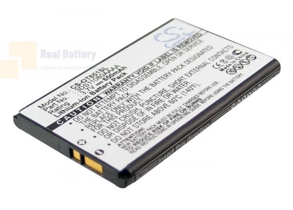 Аккумулятор CS-OT651SL для Tchibo Kompact 106 3,7V 650Ah Li-ion