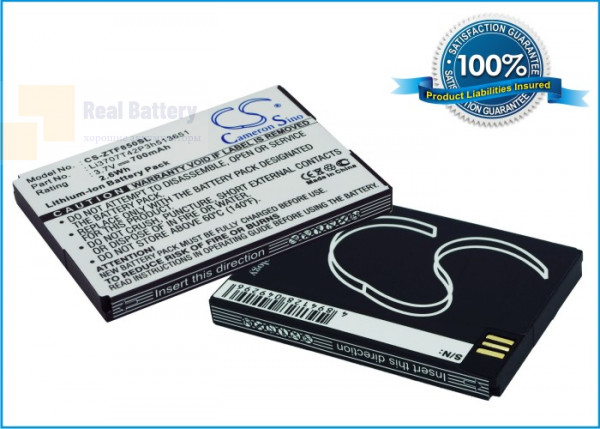 Аккумулятор CS-ZTF850SL для Telstra F252 3,7V 700Ah Li-ion