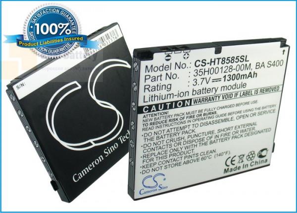 Аккумулятор CS-HT8585SL для T-Mobile HD2 3,7V 1300Ah Li-ion