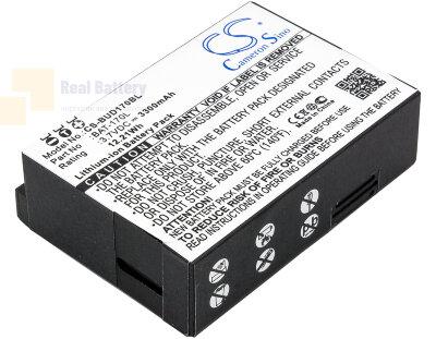 Аккумулятор CS-BUD170BL для Bluebird Pidion BM-170 3,7V 3300Ah Li-ion