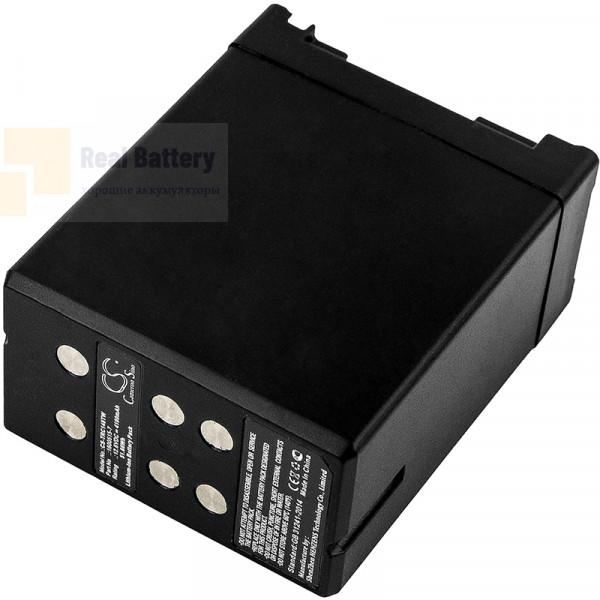 Аккумулятор CS-TRC148TW для Thales RC-148 12,6V 4100Ah Li-ion