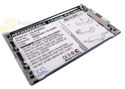 Аккумулятор CS-AV504XL для Archos AV504 3,7V 4800Ah Li-Polymer