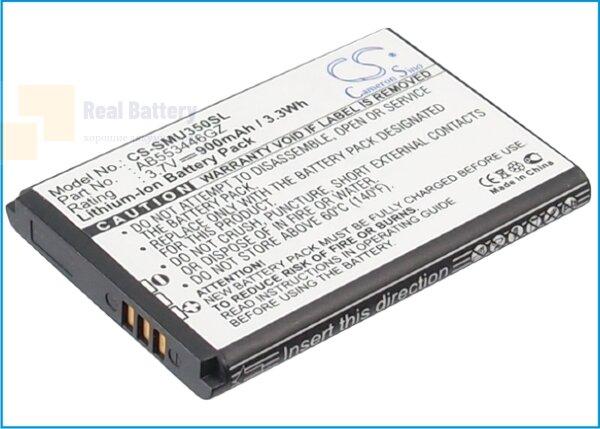Аккумулятор CS-SMU350SL для Verizon Gusto 2 3,7V 900Ah Li-ion