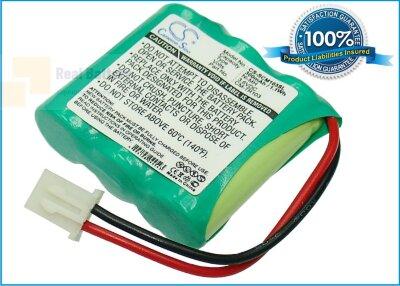 Аккумулятор CS-SCM103SL для Tri-Tronics 1038100 3,6V 300Ah Ni-MH