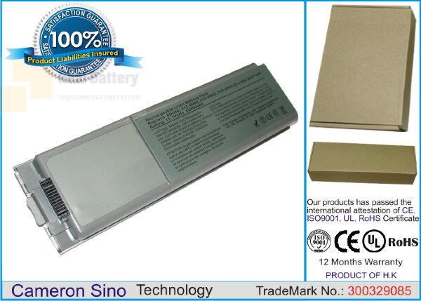 Аккумулятор CS-DED800NB для DELL Inspiron 8500  11,4V 4400mAh Li-ion
