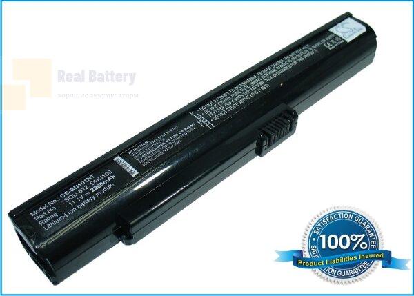 Аккумулятор CS-BU101NT для Fujitsu M2010  11,1V 2200mAh Li-ion