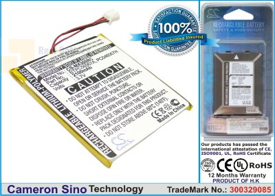 Аккумулятор CS-MX300RC для Crestron C2N-DAP8 3,7V 2100Ah Li-Polymer