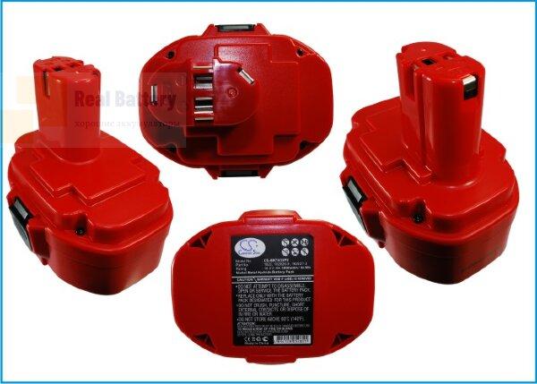 Аккумулятор для Makita 4334D 18V 3Ah Ni-MH CS-MKT433PX