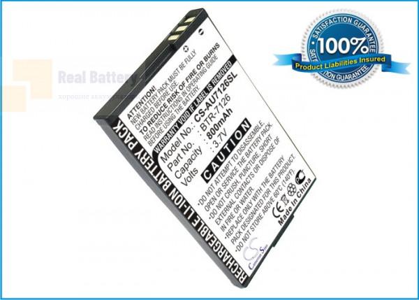 Аккумулятор CS-AU7126SL для UTStarcom CDM-7126 3,7V 800Ah Li-ion