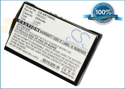 Аккумулятор CS-AR1500SL для HP Aero 1500 3,7V 850Ah Li-ion