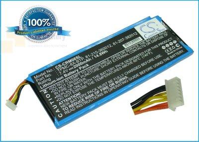 Аккумулятор CS-CRM08SL для Crestron 6502269 7,4V 2000Ah Li-ion