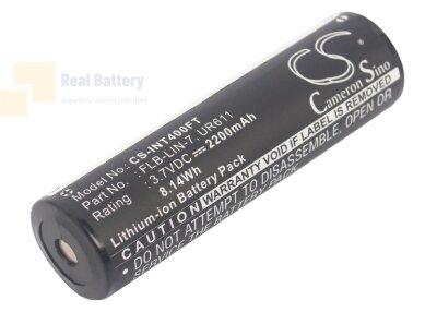Аккумулятор CS-INT400FT для Inova T4 3,7V 2200Ah Li-ion