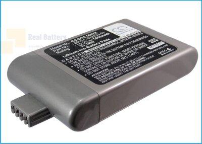 Аккумулятор CS-DYC160VX для Dyson D12 Cordless Vacuum 22,2V 1400mAh Li-ion