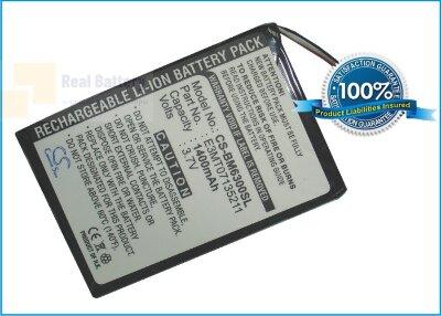 Аккумулятор CS-BM6300SL для Lenco Nav400 3,7V 1400Ah Li-ion