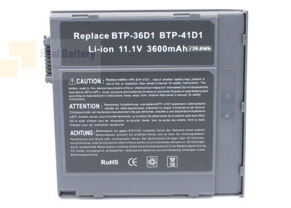 Аккумулятор CS-AC360NB для Acer TravelMate 350  11,1V 3600mAh Li-ion