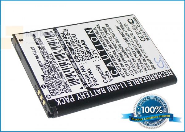 Аккумулятор CS-SMI8910SL для Verizon SCH-r720 Admire 3,7V 1500Ah Li-ion