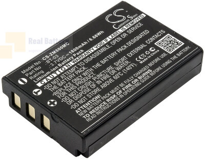 Аккумулятор CS-ZM800MC для ZOOM Q8 Recorder 3,7V 1800Ah Li-ion