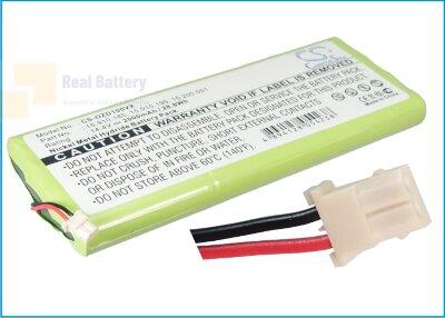 Аккумулятор CS-OZD100VX для TOPAN TP-AVC701 14,4V 2000mAh Ni-MH