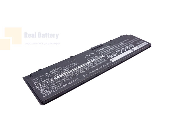 Аккумулятор CS-DEE724NB для DELL Latitude E7240 11,1V 2600mAh Li-Polymer