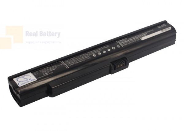 Аккумулятор CS-FU2011HB для Fujitsu FMV-BIBLO LOOX M 10,8V 4400mAh Li-ion