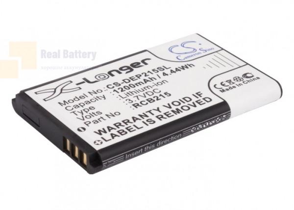 Аккумулятор CS-DEP215SL для Spice C5300 3,7V 1200Ah Li-ion
