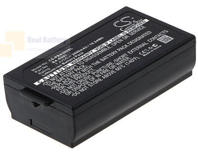Аккумулятор CS-PBA300SL для Brother PT-E300 7,4V 2600Ah Li-ion