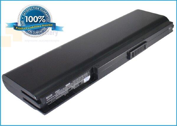 Аккумулятор CS-AUU1HB для Asus Eee PC 1004  11,1V 6600mAh Li-ion
