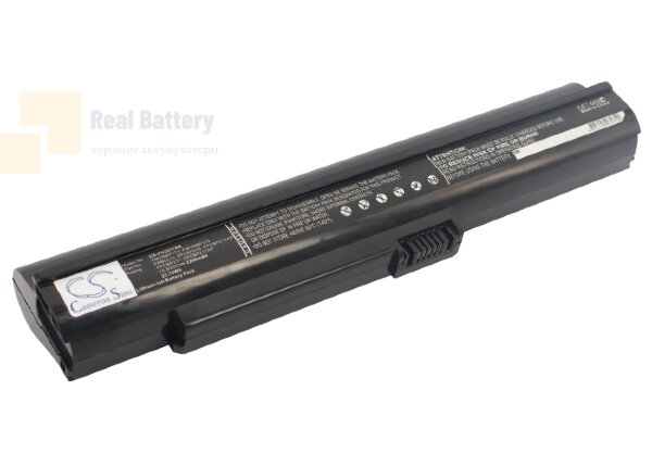 Аккумулятор CS-FU2011NB для Fujitsu FMV-BIBLO LOOX M 10,8V 2200mAh Li-ion