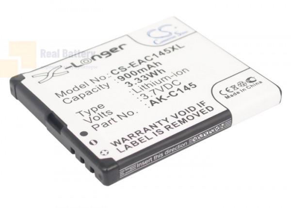 Аккумулятор CS-EAC145XL для Texet Ergophone 6050 3,7V 900Ah Li-ion