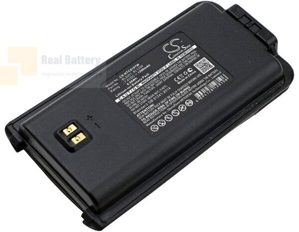 Аккумулятор CS-HTC610TW для HYT TC-610 7,4V 1200Ah Li-ion