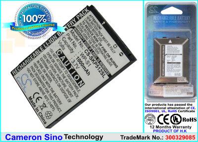 Аккумулятор CS-SKP512SL для AMOI 8512 3,7V 1000Ah Li-ion