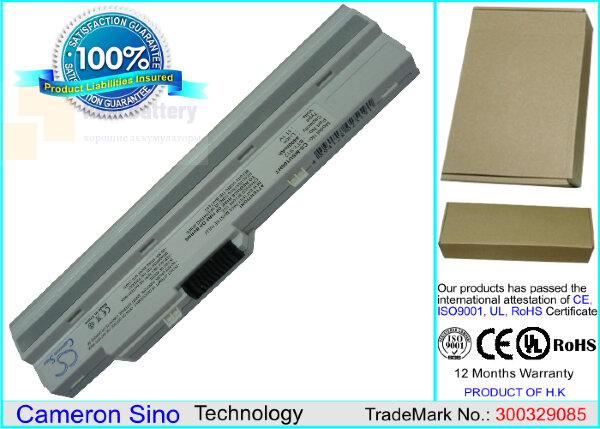 Аккумулятор CS-MSU100HT для Advent 4211 11,1V 4400mAh Li-ion
