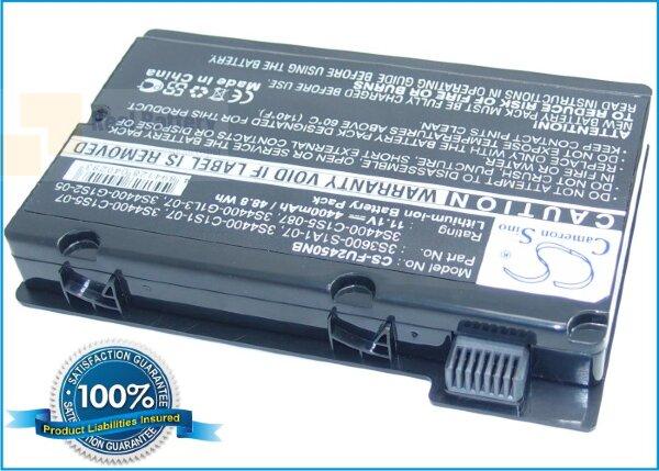 Аккумулятор CS-FU2450NB для Fujitsu Amilo C7000  11,1V 4400mAh Li-ion