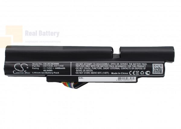 Аккумулятор CS-AC3830NB для Acer Aspire 4830T-6642  11,1V 4400mAh Li-ion